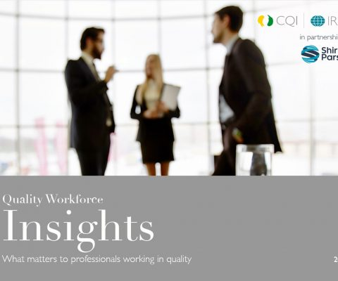 Quality workforce insight report